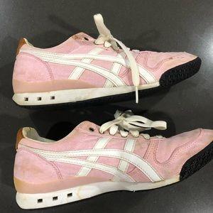 Pink tiger ASICS.